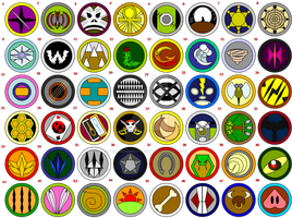 Emblems by FelisSuperpositionus