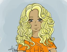 Annabeth Chase by deanswinchester