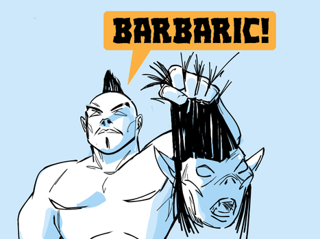 Barbaric by wildcats25