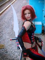 BloodRayne 2 by Selen-cosvamp