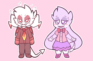 Fancy Clothes by pupom