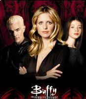 Buffy The Vampire Slayer by faify