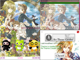 DS Theme:Howl's Moving Castle by winter-fall