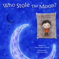 Who Stole The Moon? Cover by vladstudio