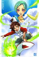 EUREKA 7 by peterete