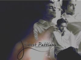 Robert Pattinson wallpaper by Valle89