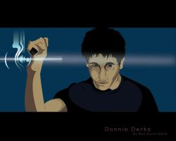 Donnie Darko - Vector by mad-dame