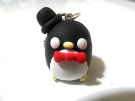 Sir Penguin by renshi300
