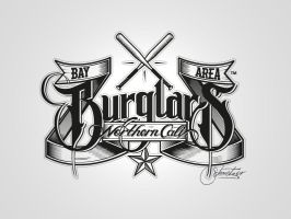 Burglars vector by suqer