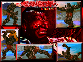 Mech Zangief 2.5 by kaxblastard