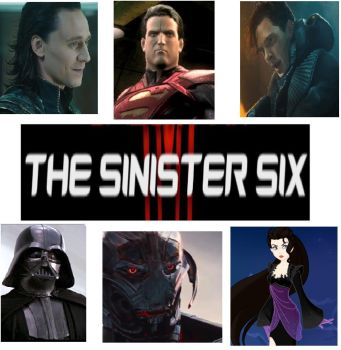 GOH: Sinister Six by GamerGirl14