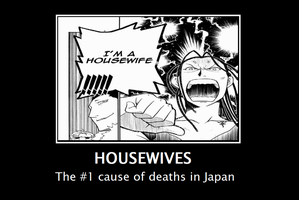 FMA: Housewives by Tyranecia