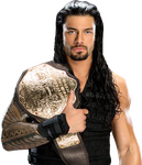 Roman Reign world champ  by  ahmedpunk123png20 by AHMEDpunk123
