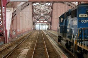 Conrail on the Hell's Gate by jhg162