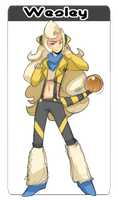 Kalos City: Wesley by C-l-e-a-r