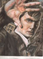 The Tenth Doctor by TrekScribbles