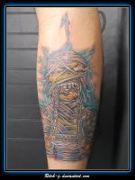 Iron Maiden Color by ritch-g