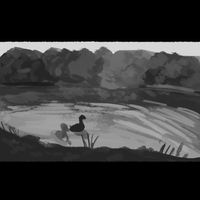 Pond Speedpaint 4 by Magicpawed