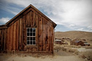 Ghost town of Bodie by rajeshvj