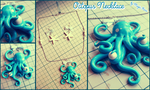 Octopus Necklace by Magicharu