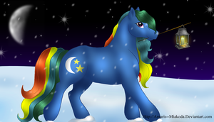 Murry Crimmus PonyStyle by Amaris--Miakoda