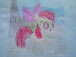 Apple Bloom by Dont-worry-cookie