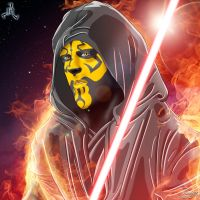 Goldust - Sith Lord by Roselyne777