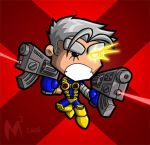 Cable by MattMoylan