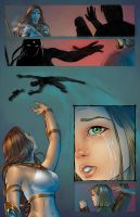 The Legend of Isis - Page 5 by jossielara