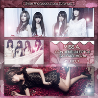 Miss A, Photopack SPAT by SmilePhotopacksAndT