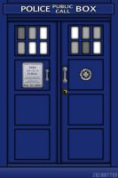 TARDIS for iPhone and iTouch by Neko-Kaolla
