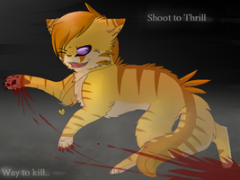 Shoot to Thrill by xseashell