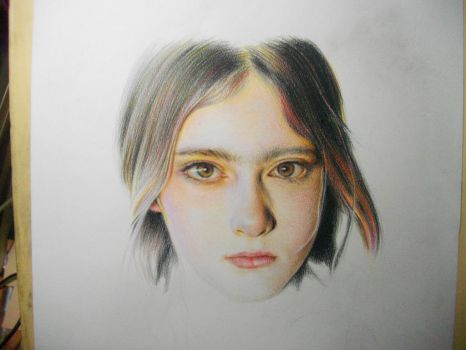Willow Shields wip by fantafiction