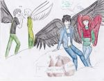 The Archangels by SOSVampire