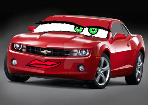 Ellis (camaro) tompson - car verson by Christine317