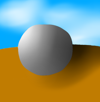 Guess what? it's a sphere by pallaza