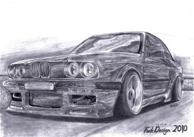 BMW M3 by Faik05