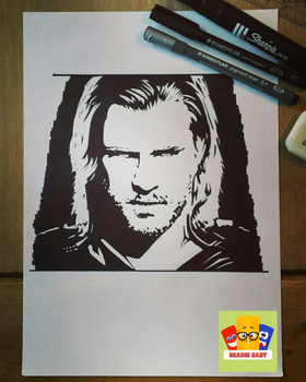 Thor by BeadieBaby