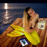 Mermaid Amedea ~ My Most Favorite Mermaid Stories by sirenabonita