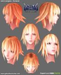 GOM: character model first look by Wen-M