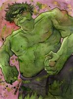 The Incredible Hulk by JoJo-Seames