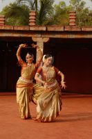 Odissi Dance Forms 5 by nanmelville