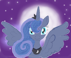 Luna again by myhaska98