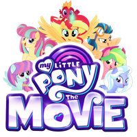 My Little Pony The Movie .AU. by shadcream4eva