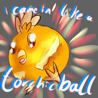 I CAME IN LIKE A ... by lifegiving