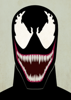 V is for Venom by payno0