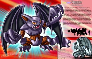 Garpion-Pokemon concept by xXLightsourceXx