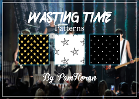 Patterns / Wasting Time by PamHoran