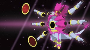 Hoopa unbound Wallpaper