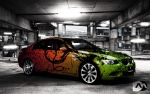 Design #17 28/12/2012 - Rasta BMW by ddmboss